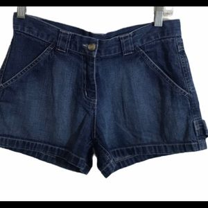 Rubbish from Nordstrom's carpenter shorts